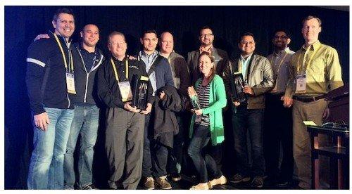 Smartsheet Wins DocuSign's Paperless Partner Award