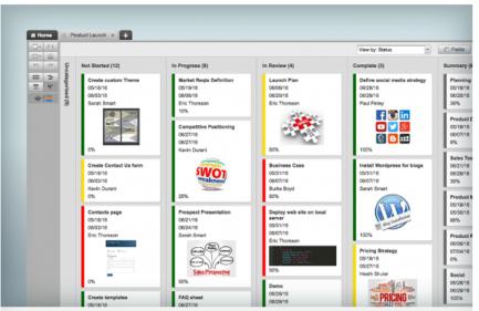 Visualise Your Work in Smartsheet Card View