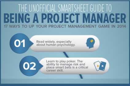 17 Ways to up your Project Management Game in 2014