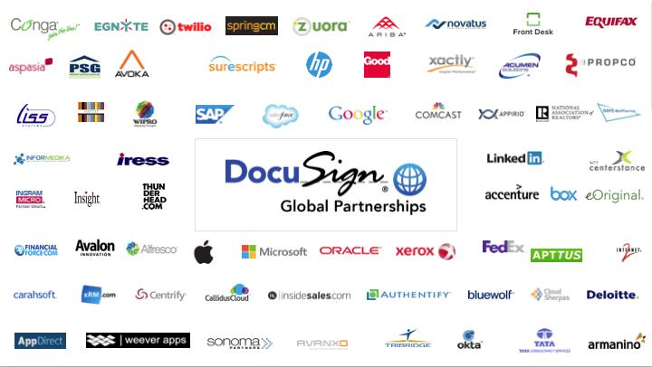 DocuSign Partnerships