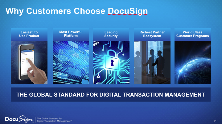 Why DocuSign