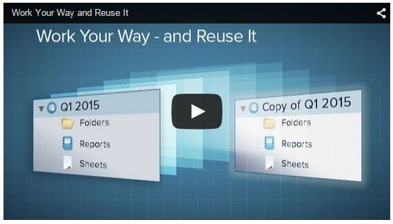 New in Smartsheet: Copy Workspaces, Share Reports, and Streamline Work on Mobile
